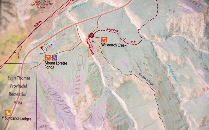 Hiking in Kananaskis: The Wasootch Ridge Trail