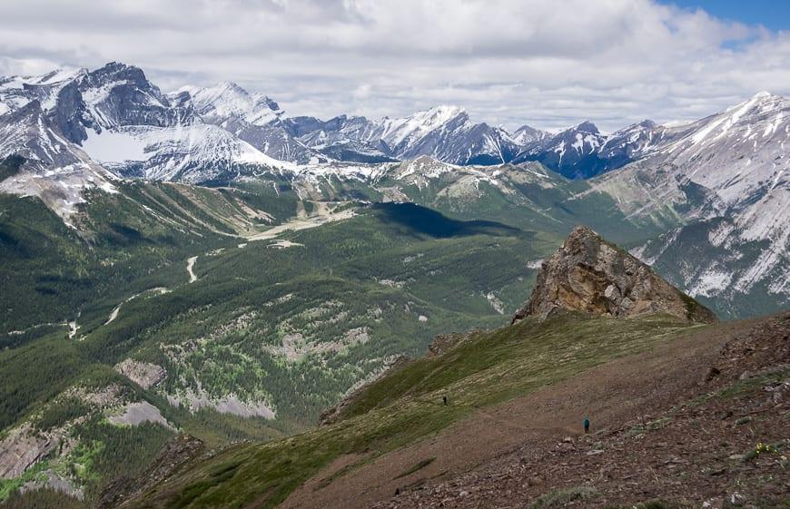 Kananaskis Hikes Opal Ridge South Hike Bike Travel