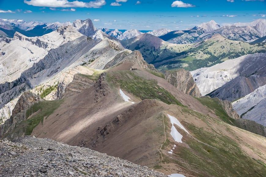Kananaskis Hikes: Opal Ridge South