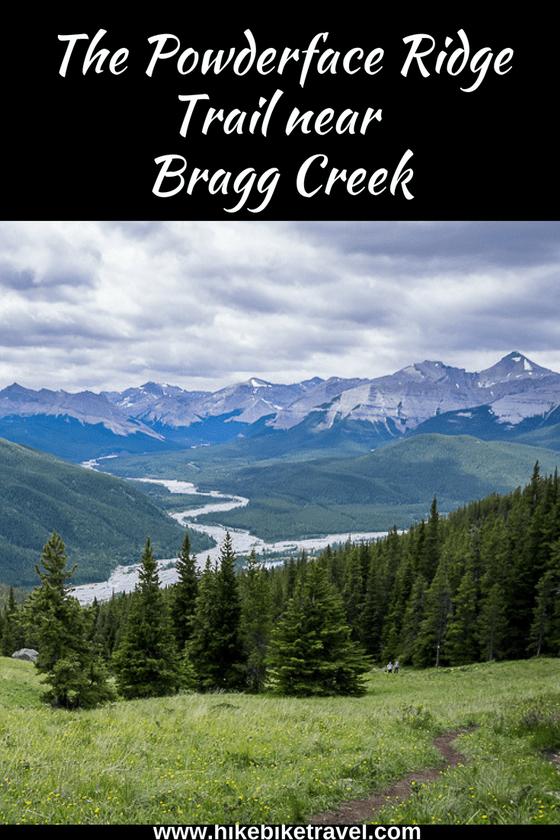 The Powderface Ridge Hike near Bragg Creek