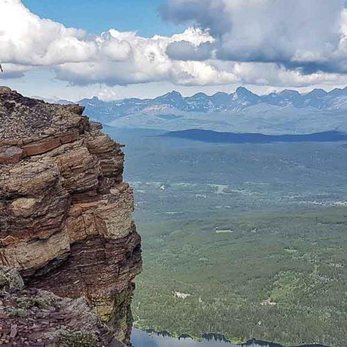 Table Mountain in SW Alberta