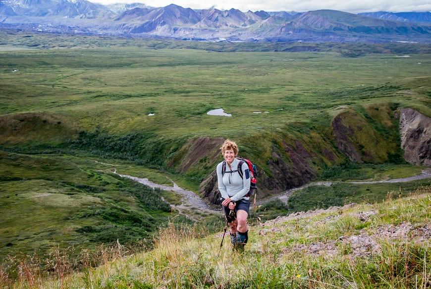 The Camp Denali Experience in Alaska