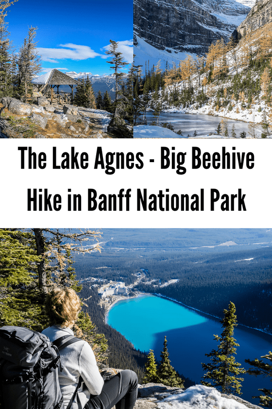 The Lake Agnes - Big Beehive Hike