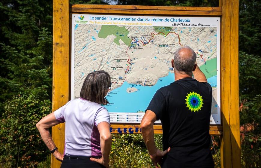 Hut to Hut Hiking on the Charlevoix Traversé