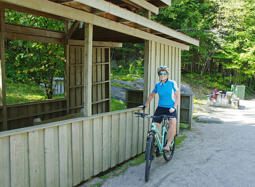 The Best Bike Rides in Canada You Can do in a Day
