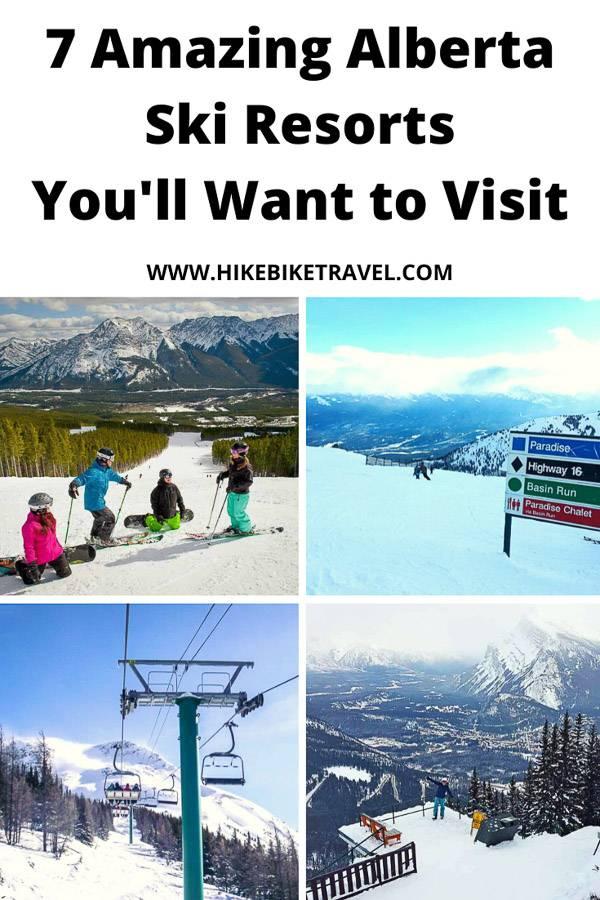 7 amazing Alberta ski resorts you'll probably want to visit