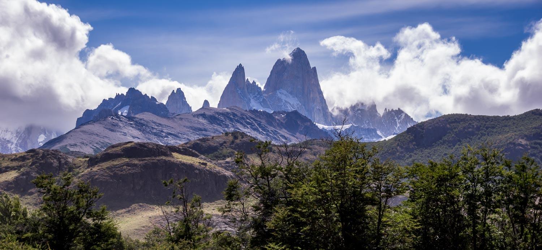 Fitzroy Towers - Los Glacieres hike