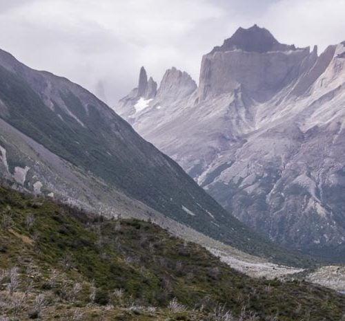 Torres del Paine trek in Chile