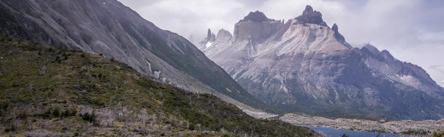 Torres del Paine trek in Chile