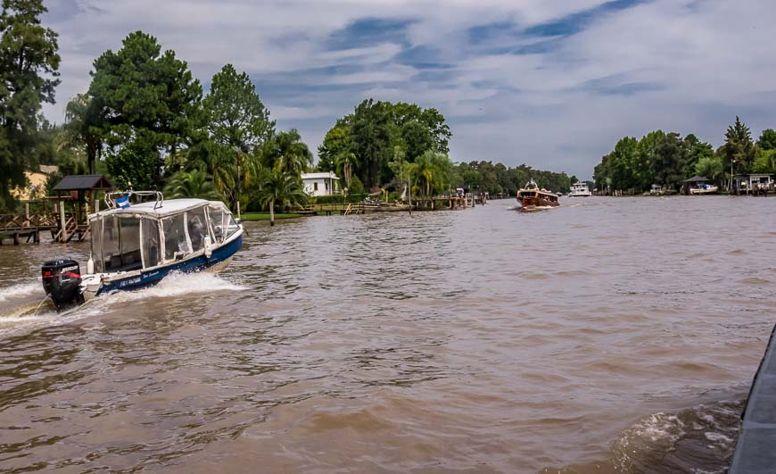 The Delta Waterways Can Get Busy Especially On A Summer Weekend