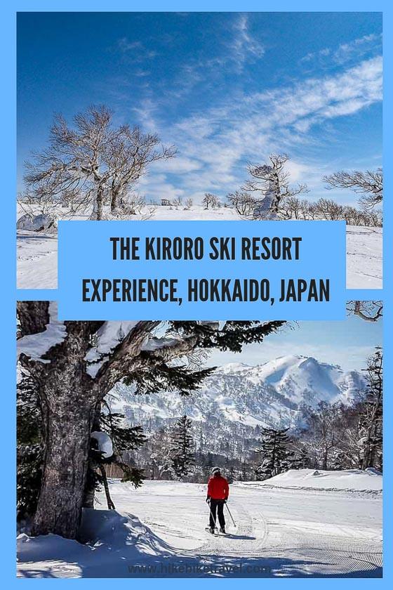 The Kiroro Ski Resort experience