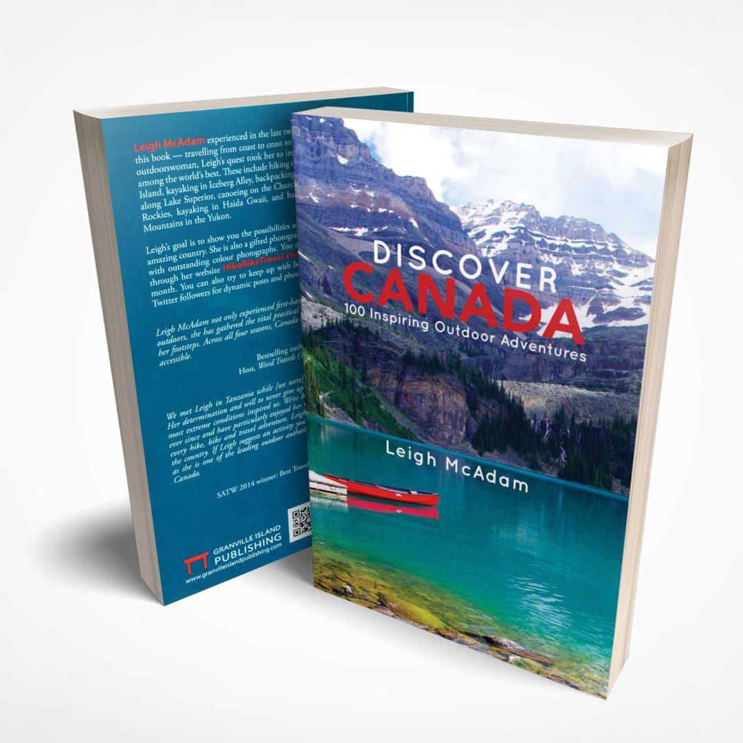 Paperback – Discover Canada:100 Inspiring Outdoor Adventures