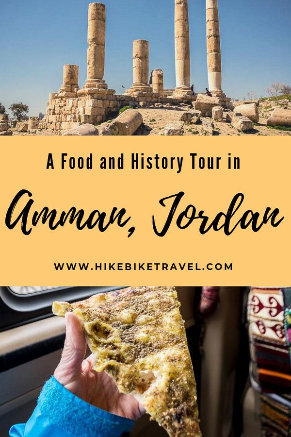 A Food & History Tour in Amman, Jordan