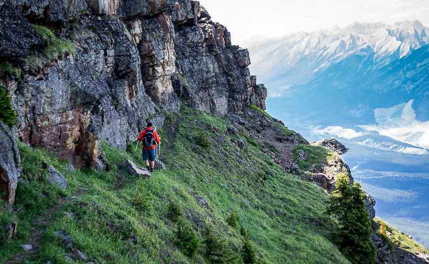 Stunning Hike On The Centennial Ridge Trail