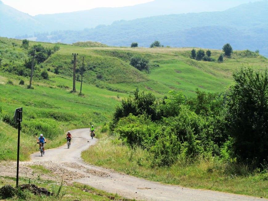 Biking Adventures In Transylvania Romania