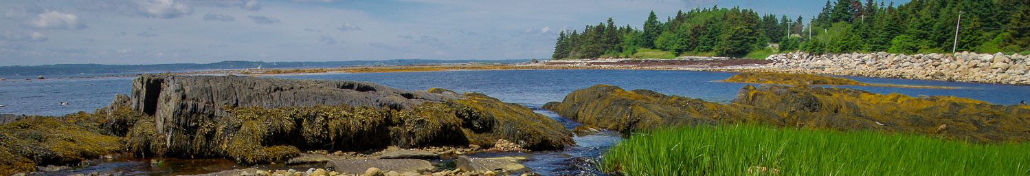 Beautiful Blue Rocks, Nova Scotia