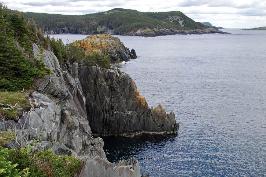 The Spurwink Island Path Hike In Newfoundland