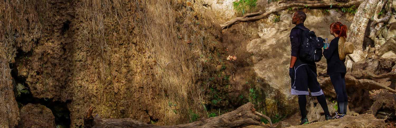 A Hike To Escondido Falls In Malibu, California