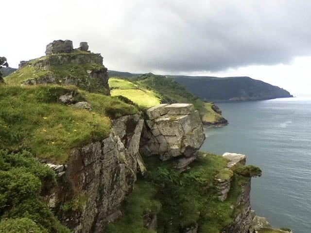 Hiking England's Southwest Coast Path