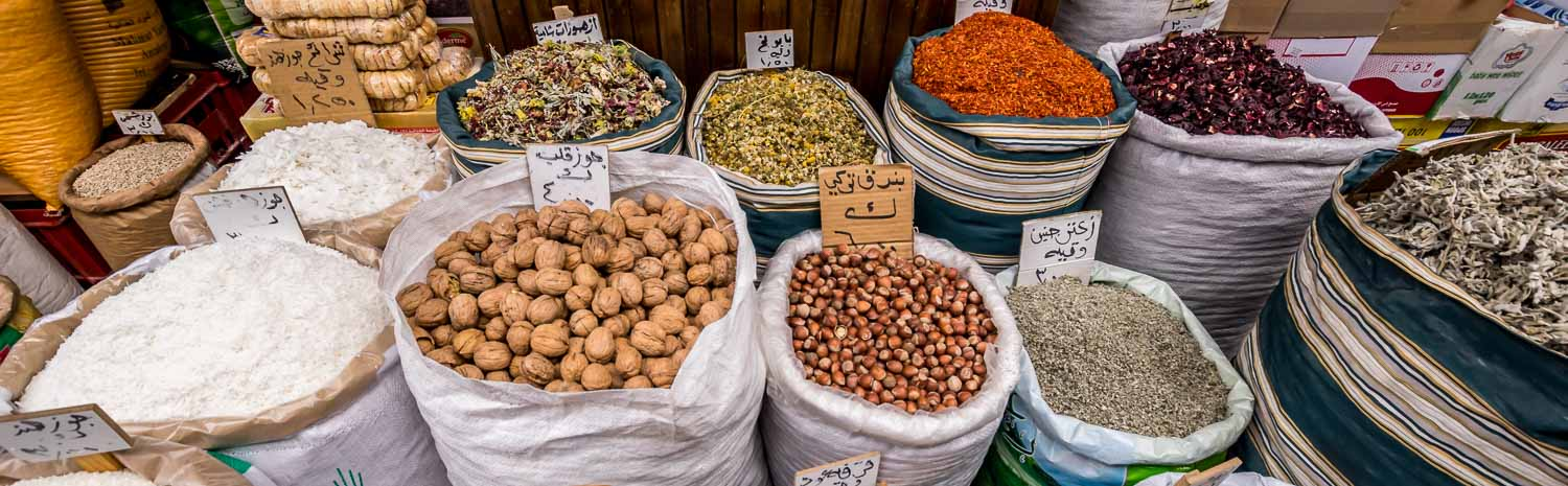 Discovering Jordan's Food And History On A Tour Of Amman