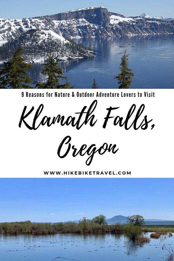 Nine Reasons to Visit Klamath Falls, Oregon