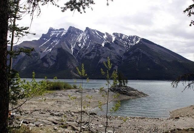 An Outstanding Shoulder Season Hike Near Banff, Alberta