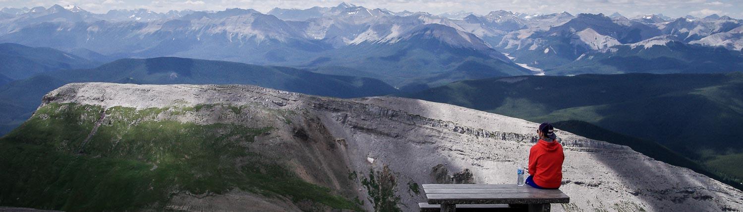 The Moose Mountain Hike In Kananaskis Country, Alberta