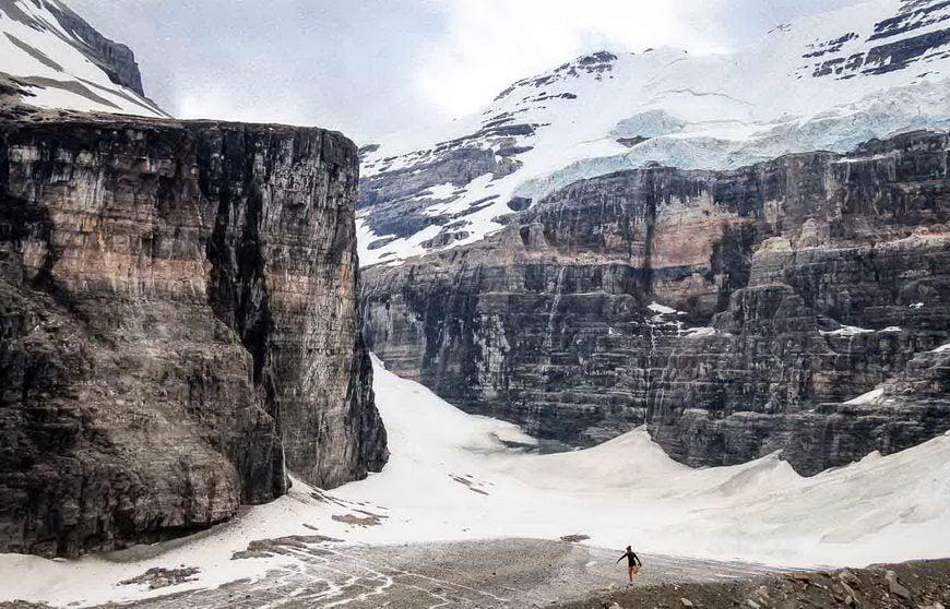 Plain of the Six Glaciers, Banff National Park