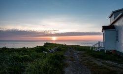 Ile Aux Perroquots Sunrise