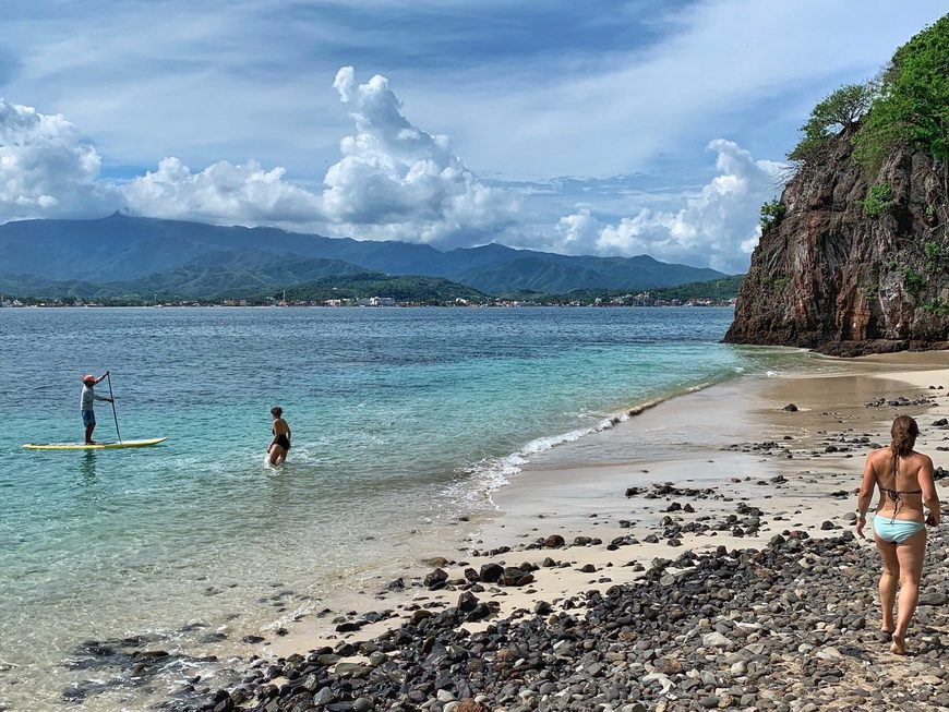 Ilsa Del Coral Offers Swimming, Paddle Boarding And Snorkelling