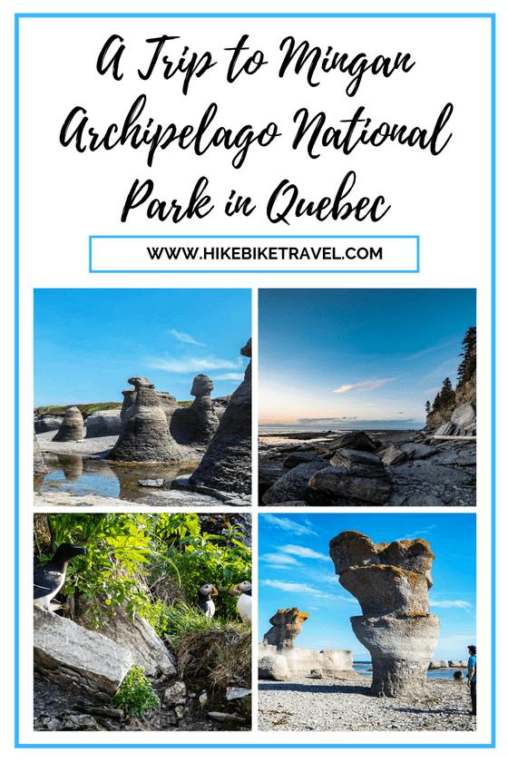 A trip to Mingan Archipelago National Park Preserve