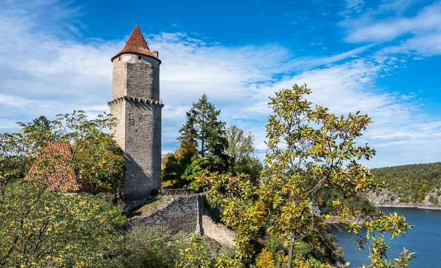 Zvikov Castle, Czech Republic