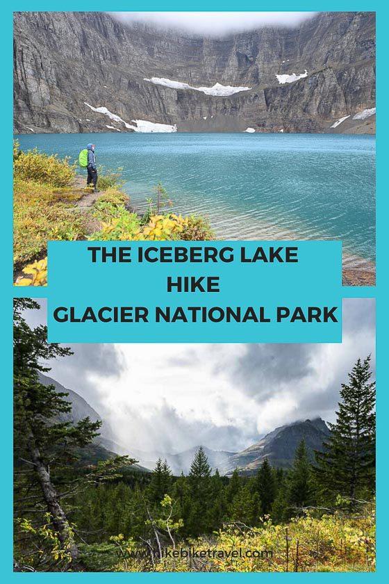 The Iceberg Lake Hike