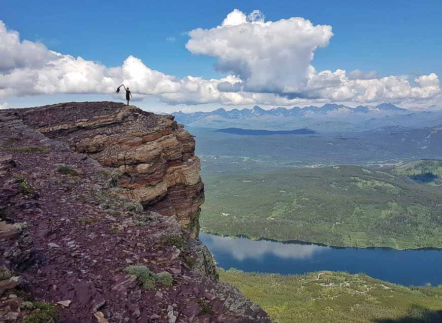 Alberta's Fabulous Table Mountain Hike