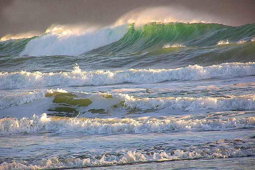 Cox Bay, Pacific Sands Beach, Pacific Rim National Park, British Columbia