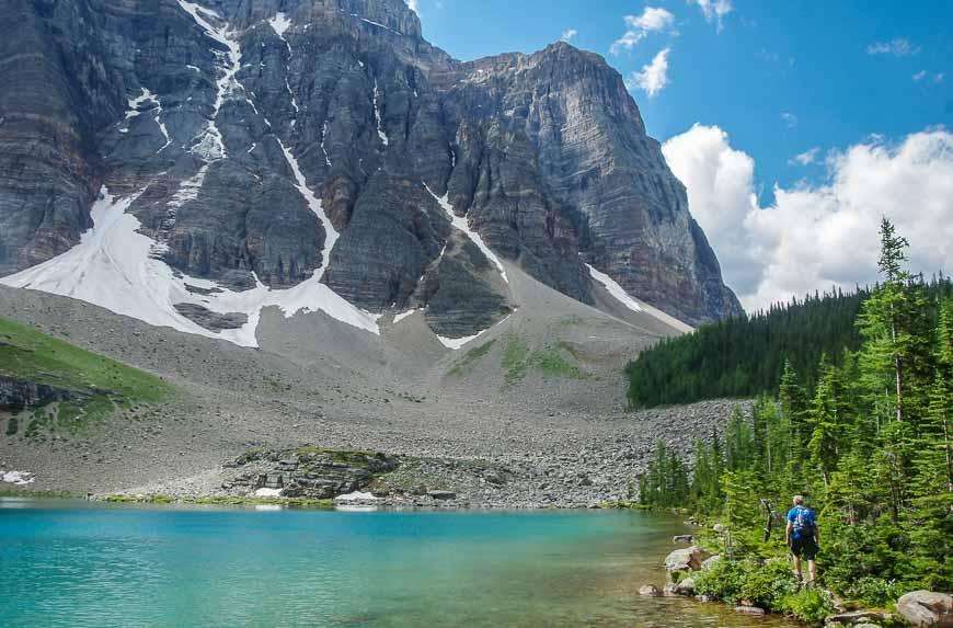 Beautiful Lake Annette