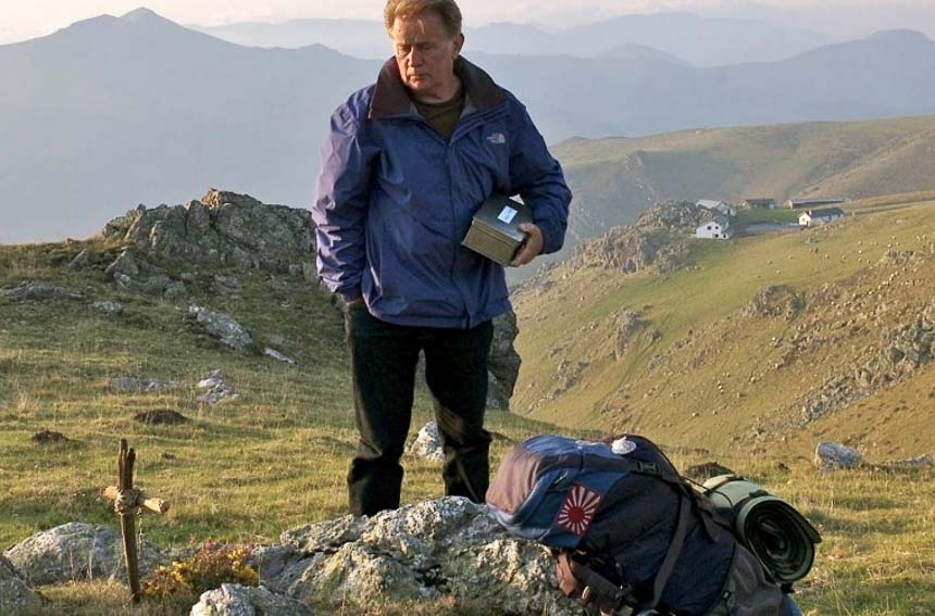 "Martin Sheen stars in ""The Way,"" about one man's pilgrimage walk on the 800-km Camino de Santiago across Northern Spain."