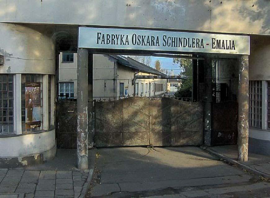 Oskar Schindler's Enamel Factory museum