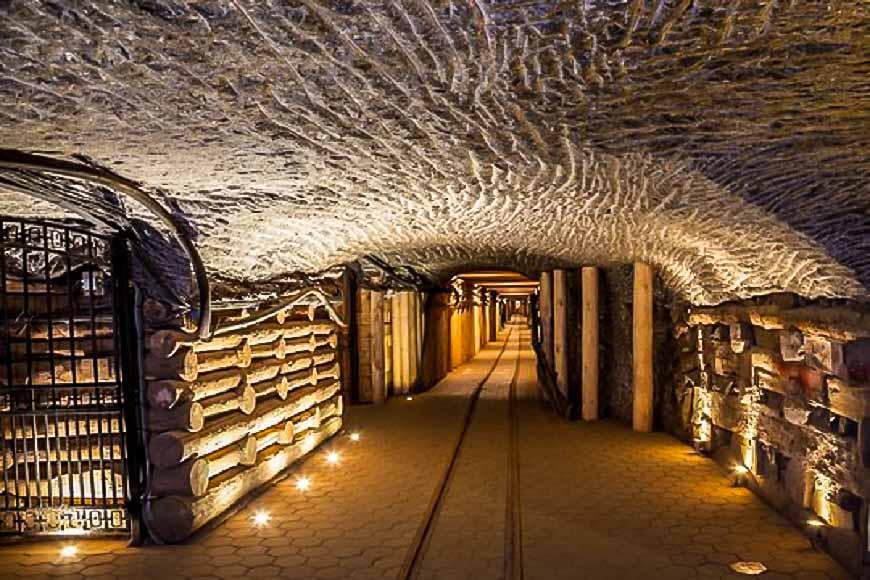 Visit the Wieliczka Salt Mine on one of your 3 days in Krakow