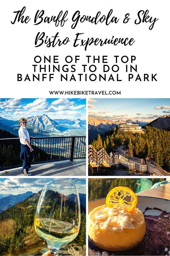 The Banff Gondola & Sky Bistro Experience