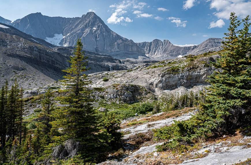 One of the best hikes in BC is in the Upper Petain Basin