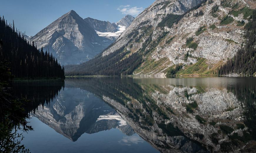 Stunning Upper Elk Lake In BC