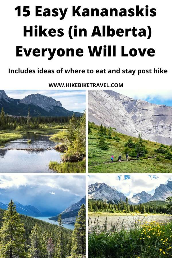 15 Kananaskis (in Alberta) hikes everyone will love