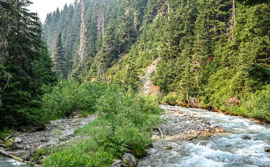 Asulkan Creek
